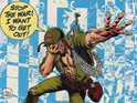 Chad St John pens the movie adaptation of DC Comics' Sgt Rock.