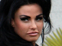 Justin Lee Collins bans Katie Price from appearing on his show Good Times.