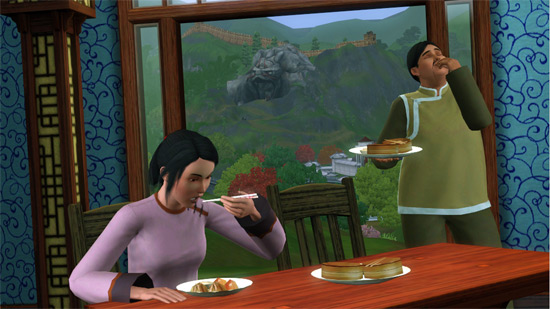 Gaming Review: The Sims 3: World Adventures