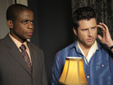 Psych - Dule Hill, James Roday