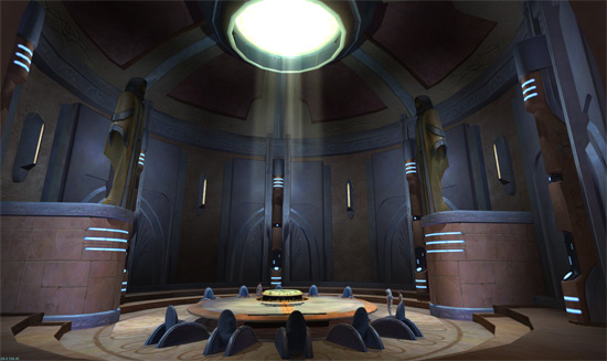 Jedi Meeting Room