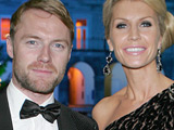 Ronan Keating and Yvonne Keating