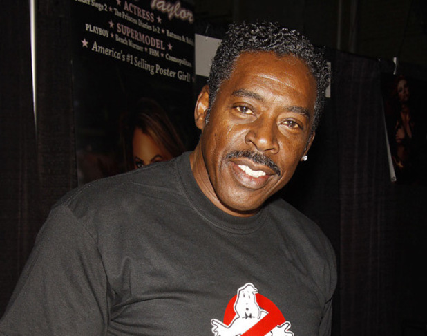 Ernie Hudson - The 'Ghostbusters' star turns 64 on Thursday.