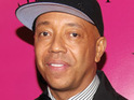 "Russell Simmons blasts a blogger on his entertainment website for writing ""dirt"" on Rihanna."