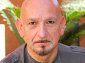 "Ben Kingsley says that he is ""thrilled"" to receive a star on the Hollywood Walk of Fame."
