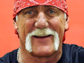 A fight breaks out between a photographer and a security guard at Hulk Hogan's wedding.