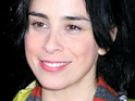 Sarah Silverman reveals that she has a good relationship with her ex-boyfriend Jimmy Kimmel.