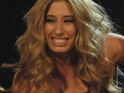 X Factor's Stacey Solomon signs up to take part in the Samaritan's Soccer Six tournament.
