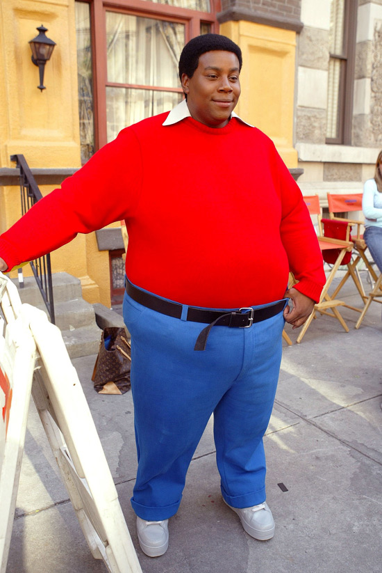 Keenan as Fat Albert