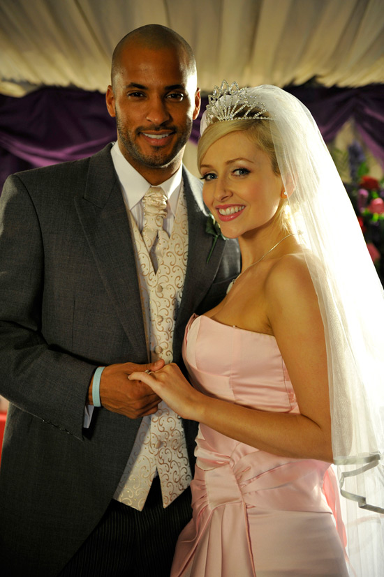 Hollyoaks: Calvin and Carmel Wedding II
