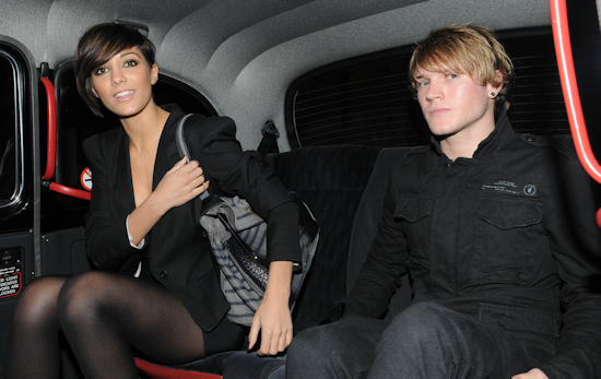 frankie sandford hair. frankie sandford hair back