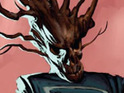 Marvel Comics announces a Rocket Raccoon and Groot miniseries at Comic-Con.