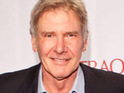 Harrison Ford received a standing ovation during the event after being brought out in handcuffs.