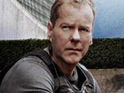 Kiefer Sutherland says he wished his 24 character was allowed to swear in the series.