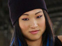 Glee star Jenna Ushkowitz urges fans to remain hopeful that Artie and Tina will have a romance.
