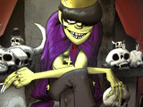 Murdoc of Gorillaz