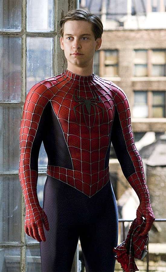 Gay Spy: Tobey Maguire