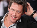 Matthew Freud, Hugh Grant 'in food fight'