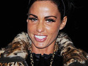 Katie Price tops a list of celebrities that the public would most like to see put in stocks