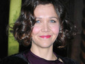 Maggie Gyllenhaal admits that she cried while reading the Nanny McPhee sequel's script.