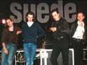 Suede are to be honored with an award for inspiration at next week's Q Awards.