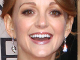 Jayma Mays at the 67th Golden Globe awards 2010 held at The Beverly Hilton, Los Angeles
