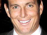 Will Arnett outside the Ed Sullivan Theater for the 'Late Show With David Letterman', New York City