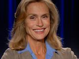 Lauren Hutton guest judges on Project Runway