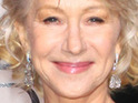 Actress Helen Mirren joins Russel Brand in the upcoming film Arthur.