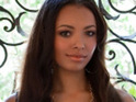 Katerina Graham says she does not expect her Vampire Diaries character Bonnie to fall for Damon.