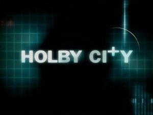 Holby Citiy logo
