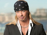 Celebrity Apprentice contestant Bret Michaels