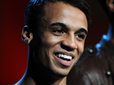 Aston Merrygold of JLS