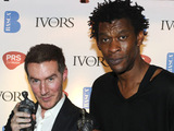 3D and Daddy G of Massive Attack