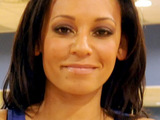 Mel B promotes International Fitness week