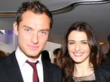 Jude Law and Rachel Weisz at the 21st Annual Critics' Circle Theatre Awards