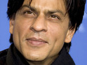 Shah Rukh Khan admits to feeling apprehensive about shooting opposite wife Gauri.