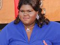 Gabourey Sidibe declares that she has a crush on R&B singer Trey Songz.
