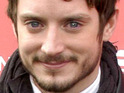 Elijah Wood insists that he was not at all worried about reprising his iconic role as Frodo Baggins.
