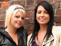 Jodie and Jenna walk out of Coach Trip after 16 days on the Channel 4 reality series.