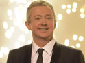 "Louis Walsh jokes that Mezhgan Hussainy ""deserves better"" than Simon Cowell."