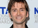 "David Tennant says that the response from fans at Comic-Con in San Diego was ""slightly mental""."