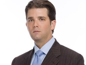 Donald Trump Jr. on The Celebrity Apprentice 