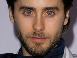 Jared Leto at Calvin Klein Collections party