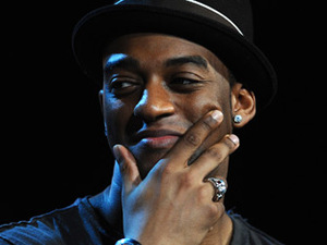 Oritsé Williams of JLS