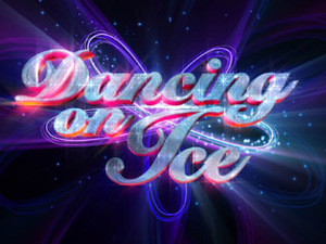 Dancing On Ice logo 2010