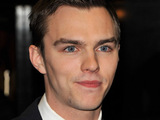 Nicholas Hoult at the 'Single Man' UK film premiere