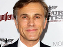DS battles in vain to keep Christoph Waltz from running away from us!