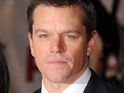 Matt Damon says that he has not yet agreed to direct a movie written by the Affleck brothers.