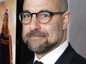 Stanley Tucci will portray Dr. Abraham Erskine in Paramount's Captain America: The First Avenger.